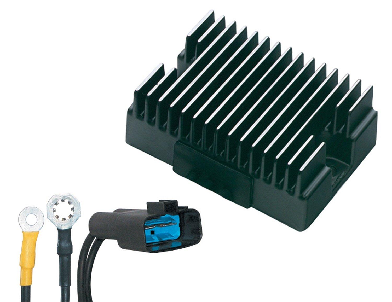ACCEL 201125B Black Hybrid Design Voltage Regulator by ACCEL