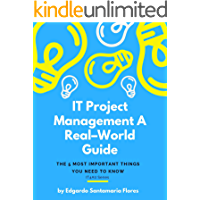 IT Project Management A Real–World Guide: The 5 most important things you need to know (IT4ALL Series)