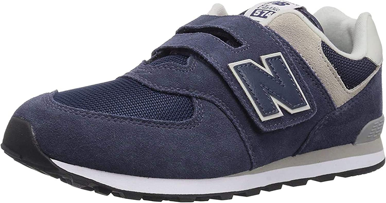 New Balance 574v2 Core Velcro, Zapatillas Unisex Niños