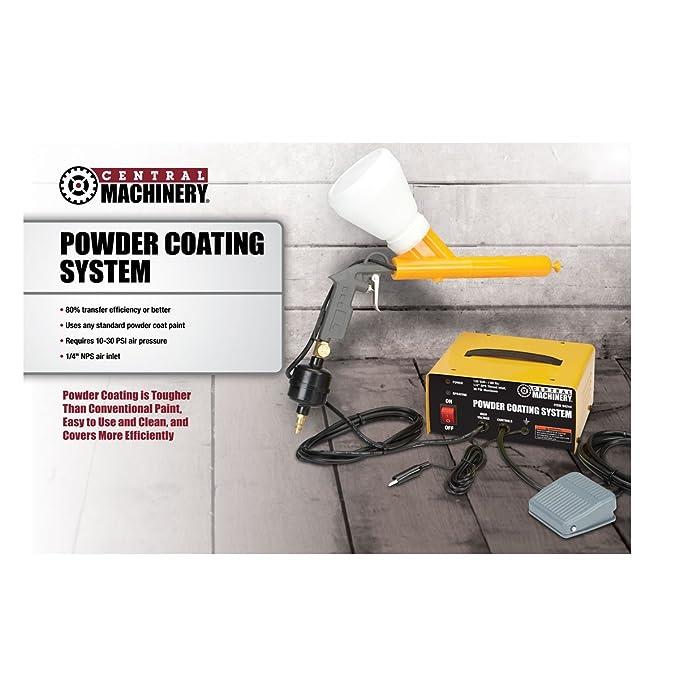 Amazon.com: Chicago Electric Power Tools sistema de ...