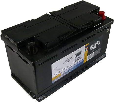 Magneti Marelli 067109090010 Batterie de démarrage: Amazon