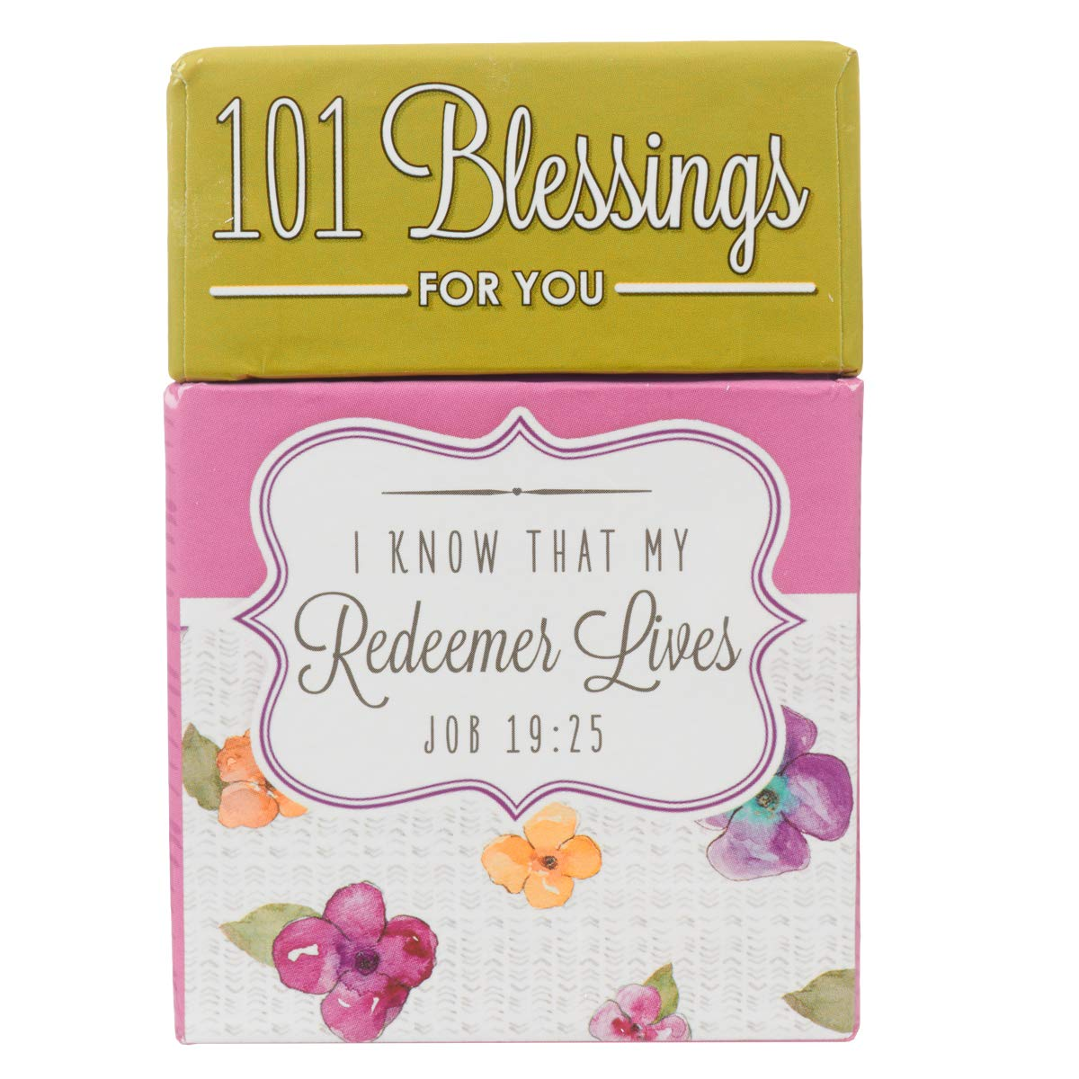 Download 101 Blessings for You Devotional Cards - A Box of Blessings ebook