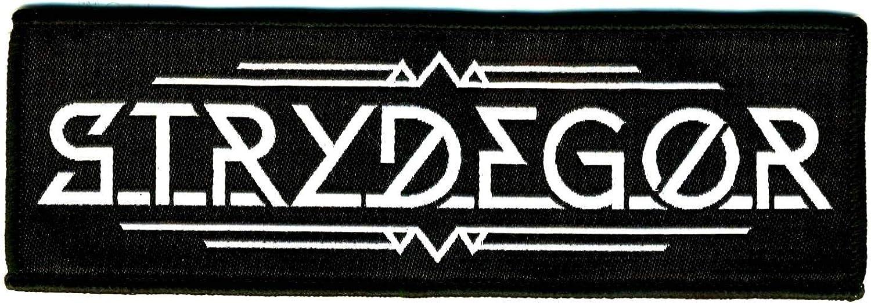 Logo MDD STRYDEGOR Aufn/äher Patch