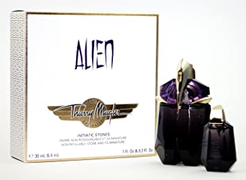 Thierry Mugler Alien 30ml Edp 6ml Edp Precious Talismans Travel