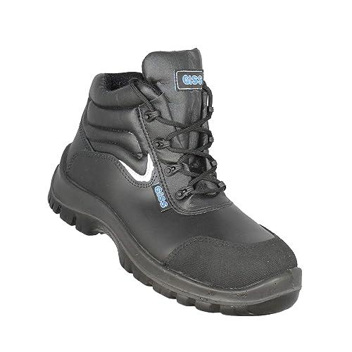 nouveaux styles meilleure sélection de le plus populaire Giss Izalco SA S3 Chaussures de sécurité SRC Chaussures de ...