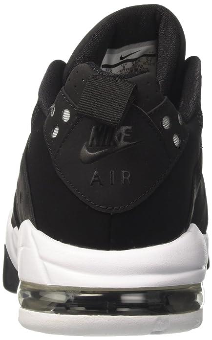 buy popular 09463 40f99 Nike Air Max2 CB  94 Low, Chaussures de Basketball Homme, Noir  (White Black), 46 EU  Amazon.fr  Chaussures et Sacs