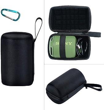 Meijunter EVA Estuche para Sony XB10 Altavoz inalámbrico portátil,Encaja Cargador y Cable USB,EVA Duro Caso Recorrido Bolso Funda Caja Case: Amazon.es: Electrónica