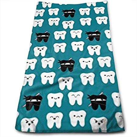 Hipiyoled Tooth Fabric Way of The Ninja Tooth Cooling Towel ...