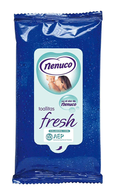 Toallitas Fresh con el Olor de Nenuco 12 toallitas: Amazon.es: Amazon Pantry