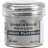 Ranger Liquid Platinum Embossing Powder,