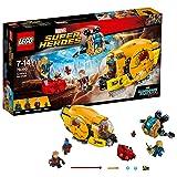 レゴ(LEGO) スーパー・ヒーローズ アイーシャの復讐 76080