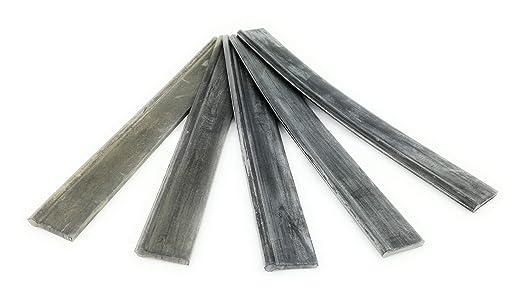 LEWI Repuesto limpiacristales goma soft 15 cm (1 pieza): Amazon.es ...