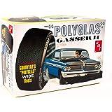 "AMT 1962 Pontiac Catalina ""Polygas Gasser II"" 1:25 Scale Model Kit"