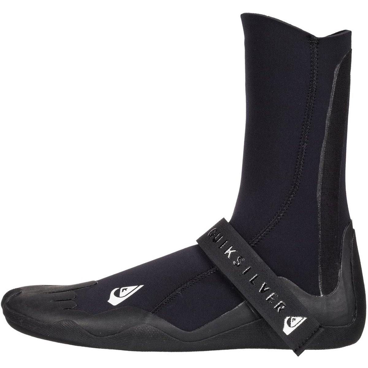 Quiksilver 3mm Syncro Round Toe Men's Watersports Boots - Black / 7 by Quiksilver