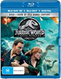 Jurassic World - Fallen Kingdom (3D Blu-ray)