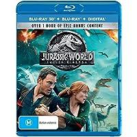 Jurassic World - Fallen Kingdom (3D Blu-ray)