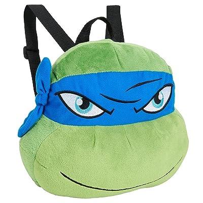 "Nickelodeon TMNT ""Leonardo"" Plush Kids Backpack"