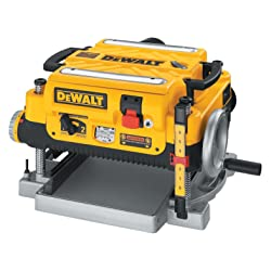 DEWALT DW735 13-Inch, Two Speed Thickness Planer review