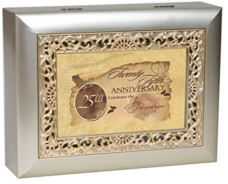 Amazon.com: Cottage Garden Caja de música – 25th Anniversary ...