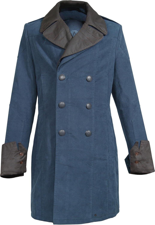 assassin 39 s creed coats jackets vests deluxe. Black Bedroom Furniture Sets. Home Design Ideas