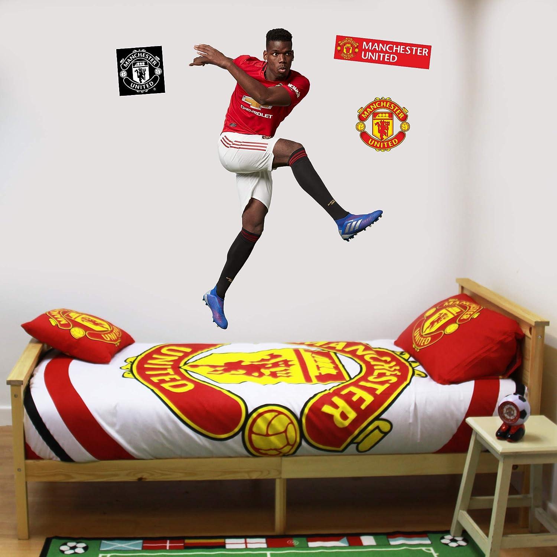 football footballer Paul pogba wall sticker soccer