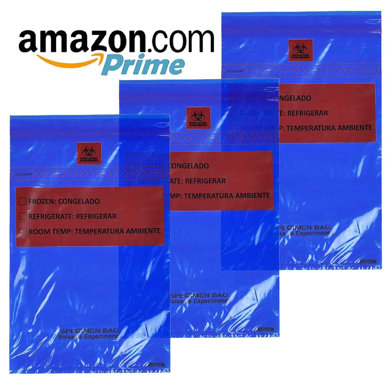 Amazon.com: APQ Pack of 100 Specimen Transfer Bags 6 x 9 ...