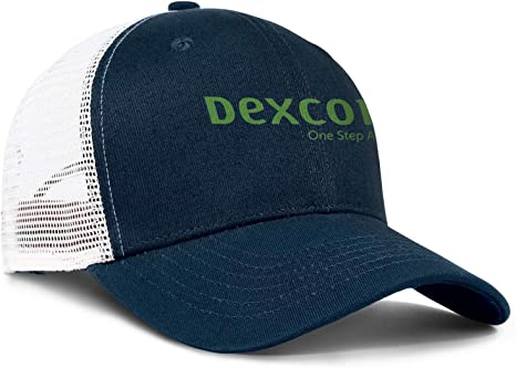 QWQD Brock Men Womens Mesh Baseball Cap Adjustable Snapback Dad Hat