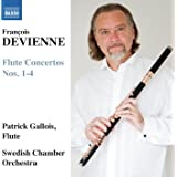 Devienne: Flute Concertos 1-4 [Patrick Gallois, Swedish Chamber Orchestra] [Naxos: 8573230]