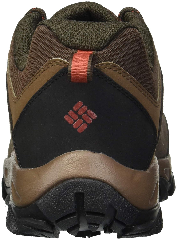 Columbia Mens Buxton Peak WP Sneakers