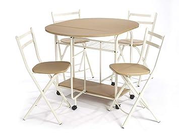 Table Et Chaises Pliantes De Salle A Manger Table De Salle A Manger