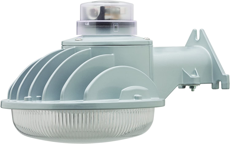 Heath Zenith HZ-5800-AL-A Hz-5800-Al Security Light, 3000 Lumens, 5000 K, CRI 80, Wall Mounting, Led Lamp, 6-1 4 in H
