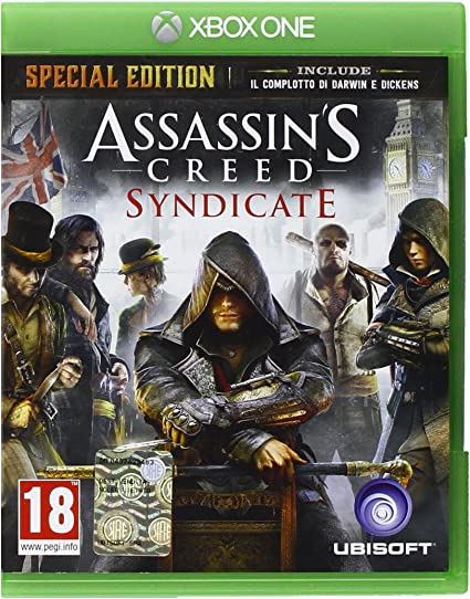 Ubisoft Assassins Creed Syndicate, Xbox One - Juego (Xbox One ...