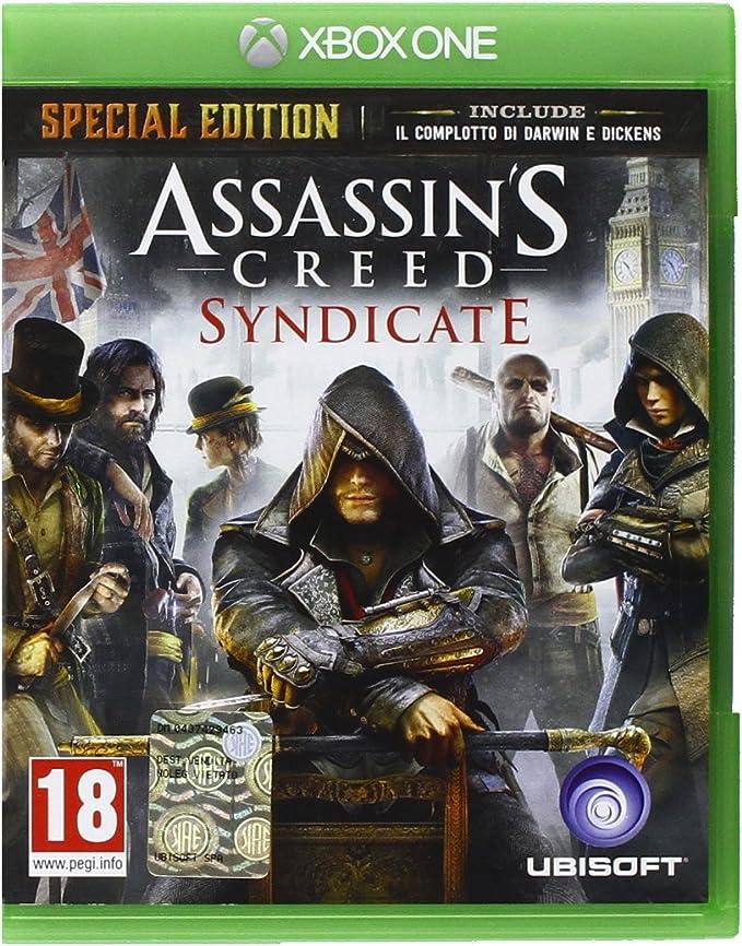 Ubisoft Assassins Creed Syndicate, Xbox One - Juego (Xbox One ...