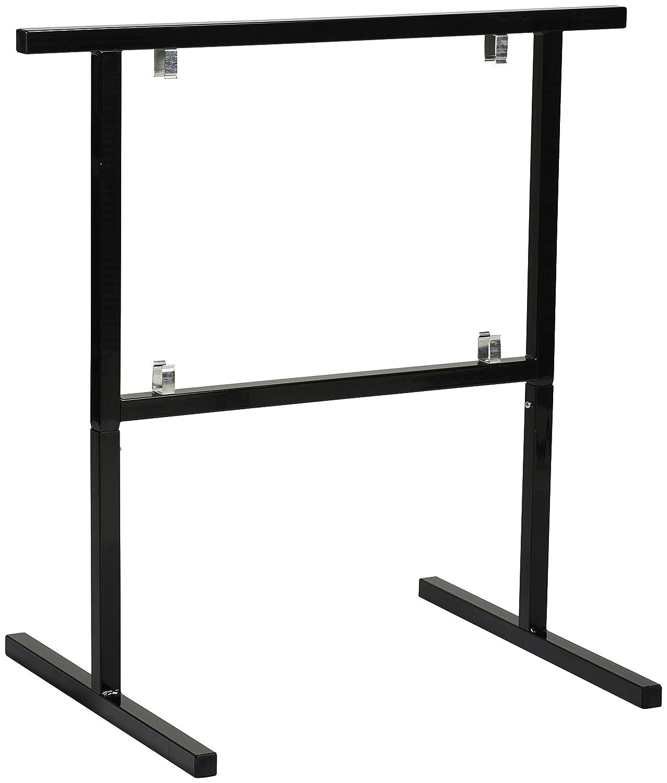 nordlinger Pro 640022/Essentiel H/ /Juego de 2/caballetes plegables Metal con patas d/émontables