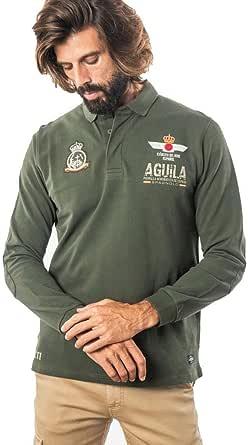 SPAGNOLO PAUL & ESTHER Polo Patrulla Aguila 1653 (XS): Amazon ...
