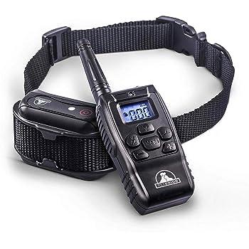 Pet Union PT0Z1 Premium Dog Training Shock Collar, Fully Waterproof