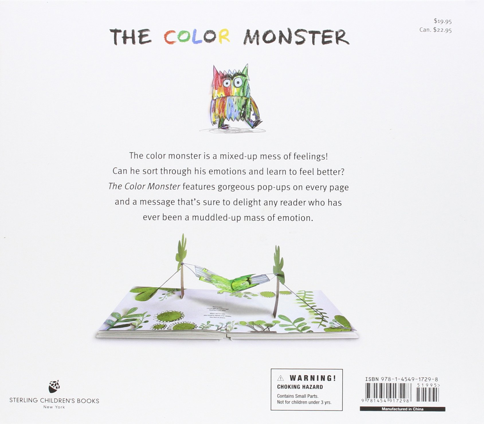color monster pop up box