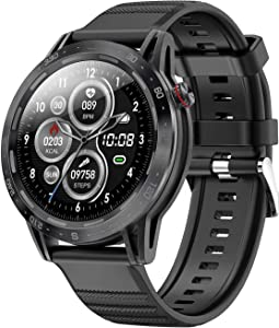 COLMI Smart Watch Compatible with iPhone Andriod,Waterproof Smartwatch for Men with Accurate Sleep Monitoring,Bluetooth Fitness Tracker with Heart Rate Blood Pressure and Blood Oxygen Monitor