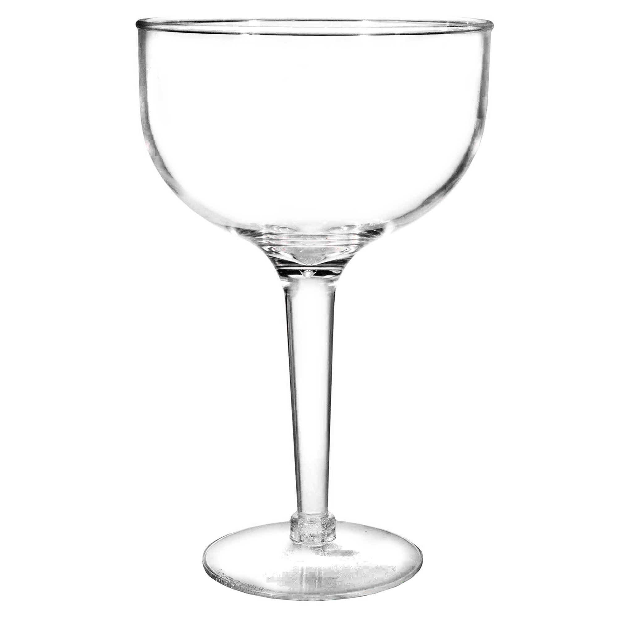 Tooters Plastic Super Margarita Glass, 42 oz. by Tooters
