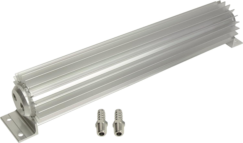 Derale 13261 Dual Pass Aluminum Heat Sink Cooler
