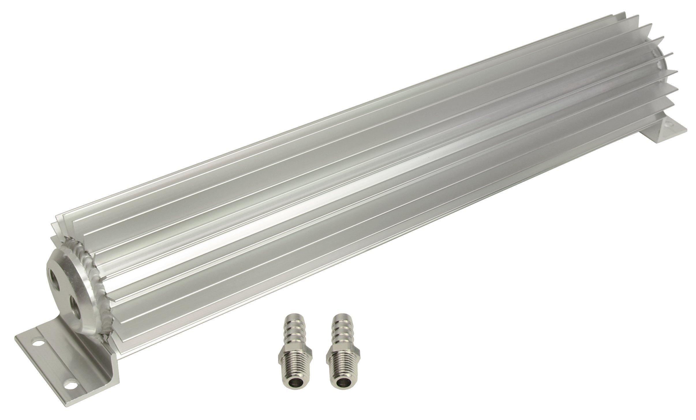 Derale 13261 Dual Pass Aluminum Heat Sink Cooler by Derale