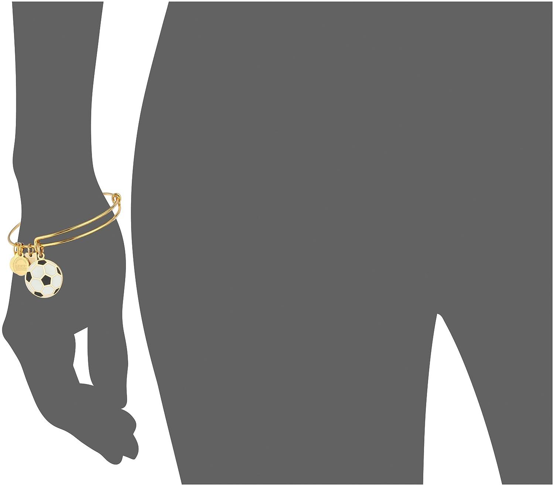 Alex Ani Soccer Expandable Bracelet Image 2