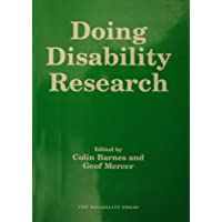 Doing Disability Research