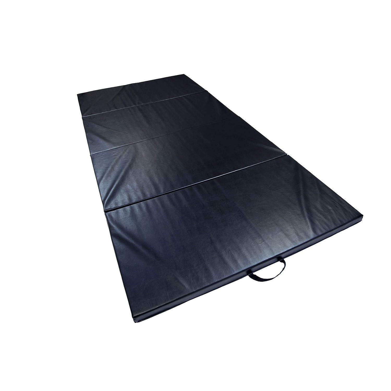 IncStores 4x8x2 PU Leather Folding Mats
