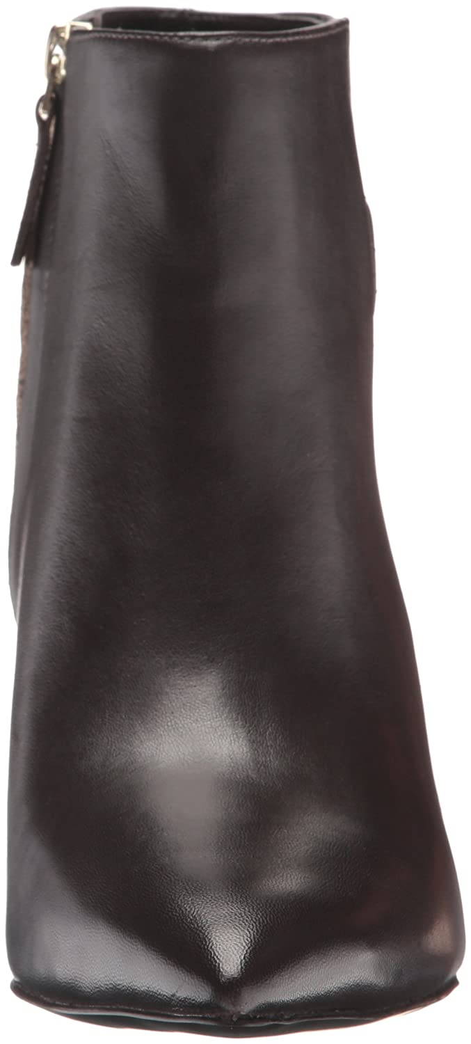 Nine West Women's Jaison Leather Ankle Bootie B01EXXIYZW 8.5 Cheetah B(M) US|Dark Brown Kenya Cheetah 8.5 912d9e