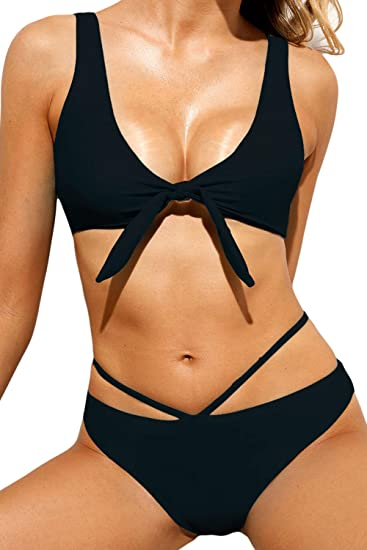 c5299fbcccdf6 Image Unavailable. Image not available for. Color: Women's Sexy Bikini  Swimsuit ...
