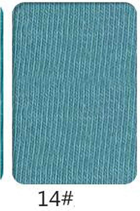 Tela de algodón y licra 60S para camiseta, tela fina, tela elástica, 50160 cm/pieza A0219: Amazon.es: Juguetes y juegos