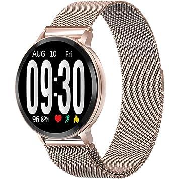 hahuha 💖 S8 Reloj Inteligente, Pantalla a Color Smartwatch ...