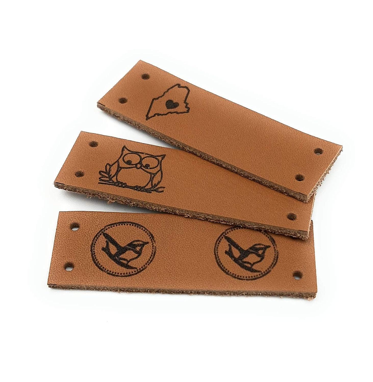 custom logo labels for handmade items labels for handmade items leather tags for handmade items custom leather tags for handmade items