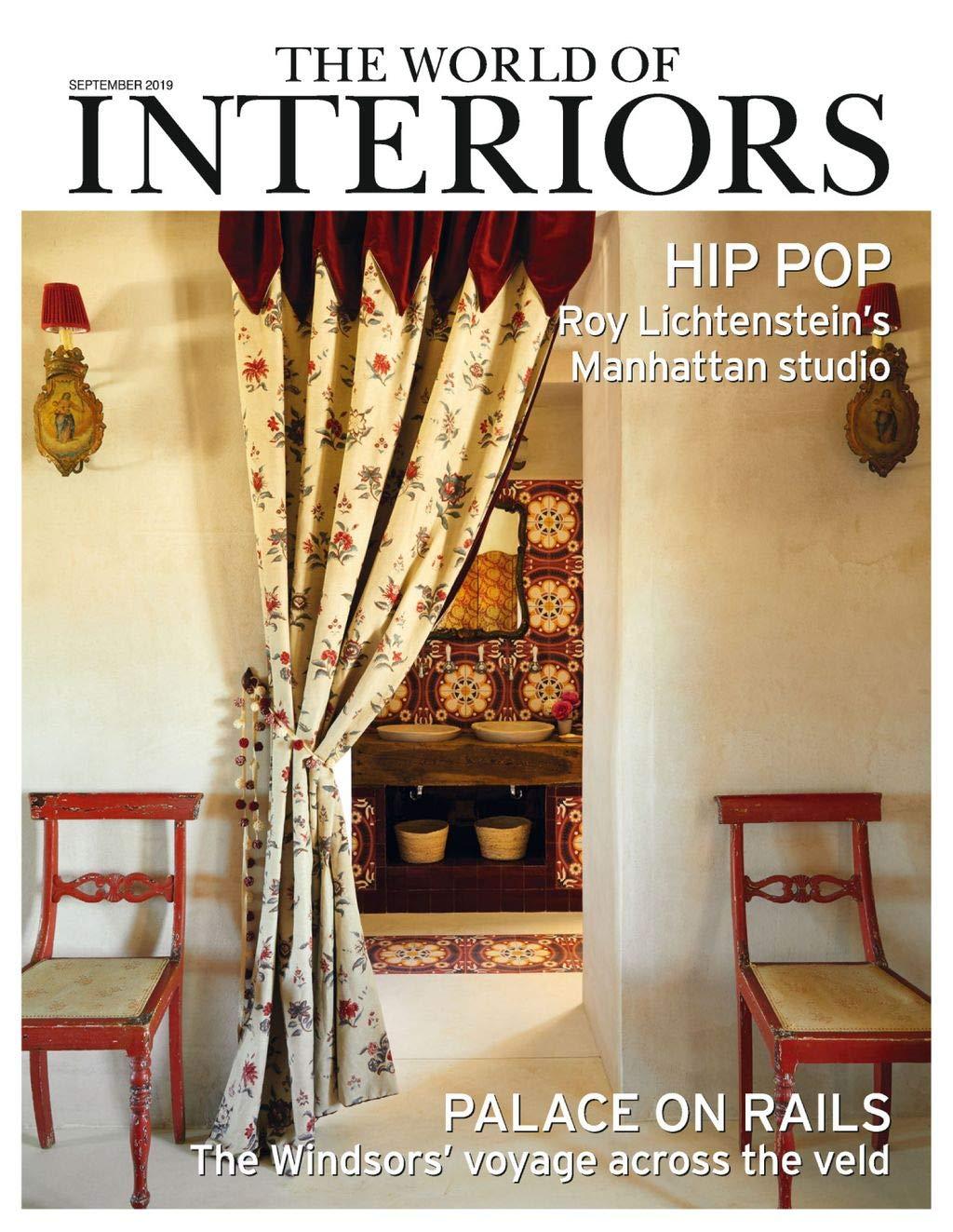 The World Of Interiors Magazine September 2019 Amazon Com Books